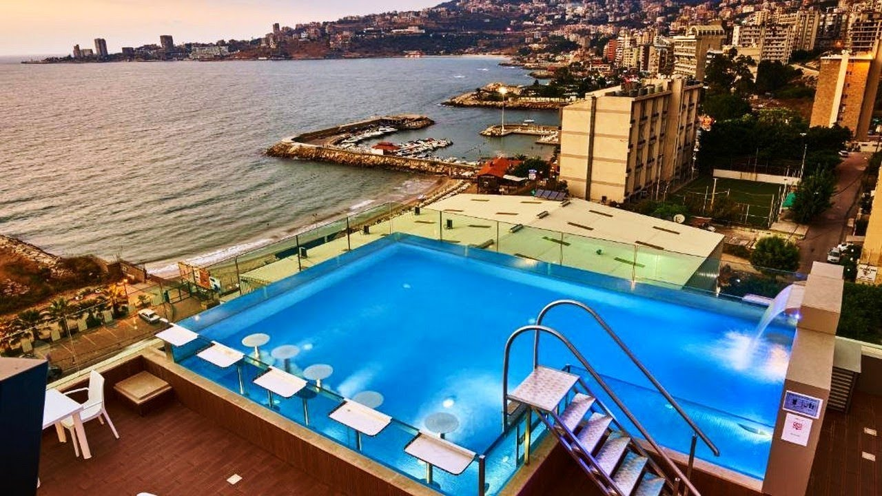 Top10 Recommended Hotels In Jounieh Lebanon