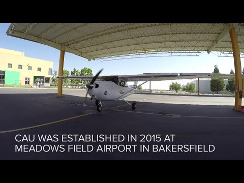 Bakersfield pilot school aims to combat pilot shortages