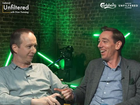 Ryan Tubridy: The day he got The Late Late Show & why he quit WhatsApp - Ireland Unfiltered #2