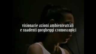 AUTUNNA ET SA ROSE in concerto - PADOVA 24.2.12