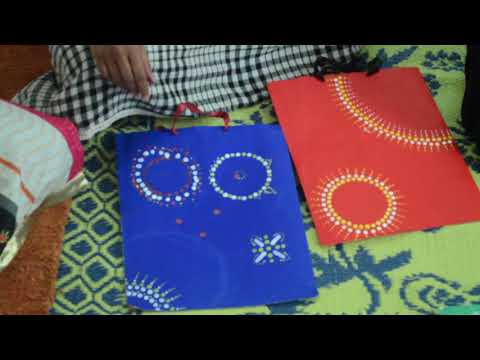 Making Mandalas With The Elderly: The Ennis Court Project from YouTube · Duration:  9 minutes 46 seconds