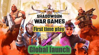 *NEW* Shadowgun war game/ PvP  online FPS game/launch gameplay..
