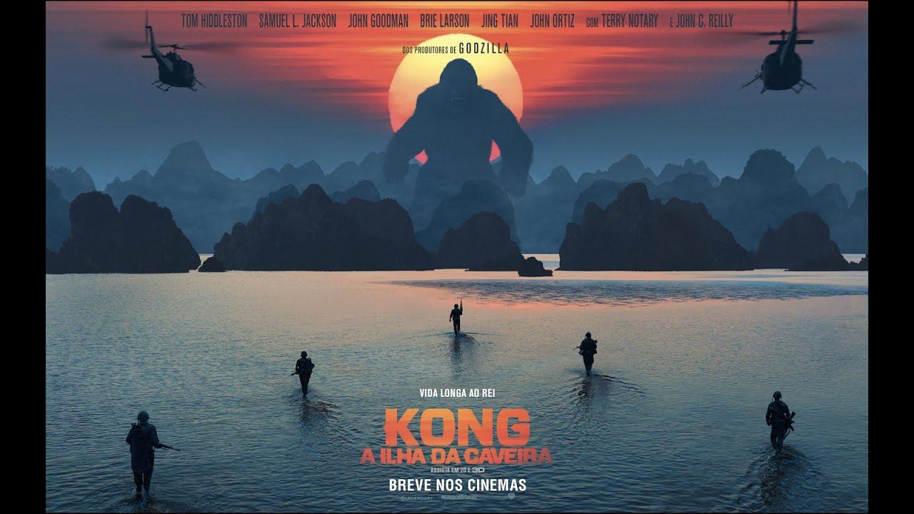 Resultado de imagem para kong a ilha da caveira
