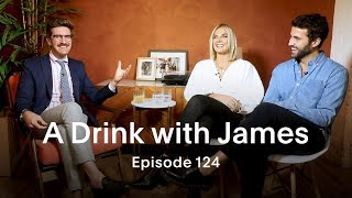 A Drink with James Episode 124 - A Conversation with Tezza (@tezza) and Cole Herrmann (@cole_herrm)