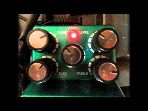 Ibanez Bass TubeScreamer TS9B Bass Samples.