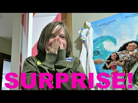 HUGE SURPRISE FOR ASPEN AND A NEW ROOM TOUR! 😱