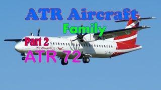 ATR 72 | ATR Documentary (2) | Takeoff & landing [HD]
