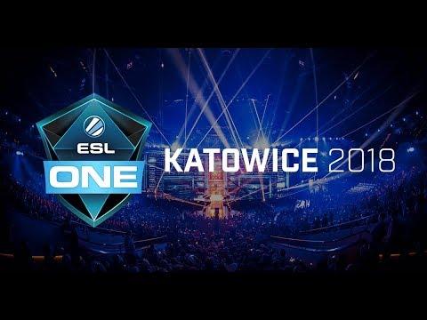 ESL ONE KATOWICE (English Commentary)  NEWBEE VS LGD GAME 3
