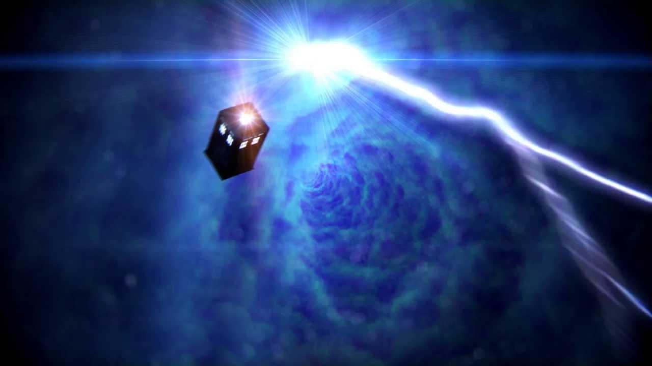 Doctor Who 2012 Intro - Neonvisual.com - YouTube