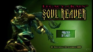 Legacy of Kain: Soul Reaver PS1 Gameplay HD (ePSXe)