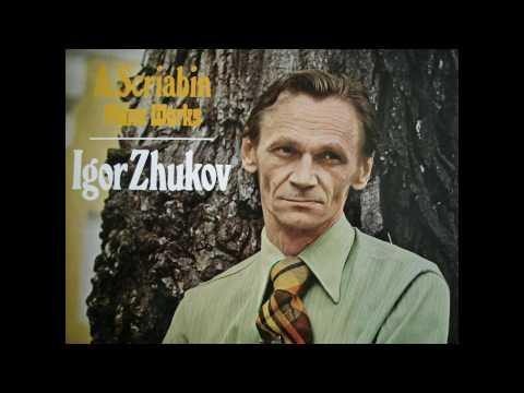 Scriabin - 3 Etudes Op 65 - IGOR ZHUKOV
