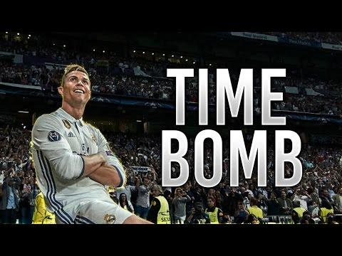 Cristiano Ronaldo ► Time Bomb   Skills & Goals - 2017 ᴴᴰ