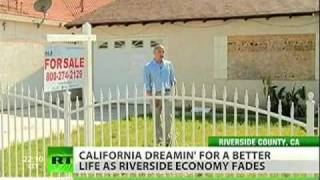 People are leaving California city because of poor economy