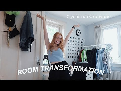 My One Year Room Transformation: From A 0 To A 10!