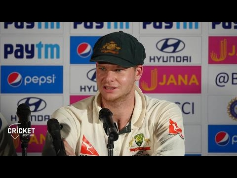 Smith heaps praise on teammates after victory