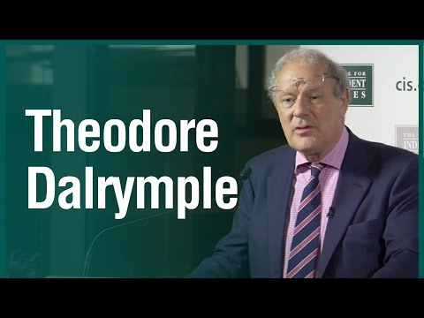 Countering The Counter Culture - Theodore Dalrymple (Dr Anthony Daniels)