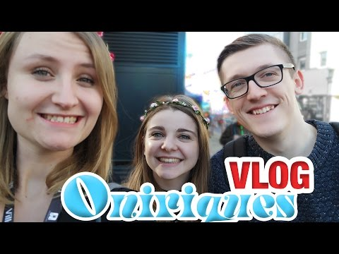 Les Oniriques - Vlog │Misterkev