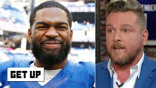 Pat McAfee: 'Jacoby Brissett has done nothing but show up and show out!' | Get Up