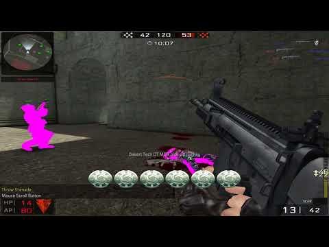 BlackShot Global Hack