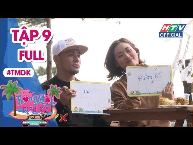 TRĂNG MẬT DIỆU KỲ   Pông Chuẩn kể chuyện Tùng Min khóc trong ngày cưới   TMDK #9 FULL   22/10/2018