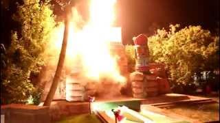 thelope.com - Fire god, Adventure Golf , Westminster, CO (2012 08 10 125)
