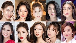 📌 TOP 10 MỸ NHÂN ĐẸP NHẤT VIỆT NAM 2019 vẫn đang độc thân - TIN GIẢI TRÍ