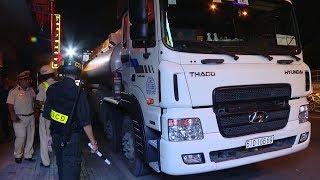 TP Hồ Chí Minh xử lý xe tải nặng vi phạm giờ quy định