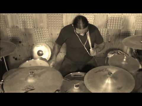 Ramon Cazares - Abolishment of Flesh - Words Defy Truth - Drum Play-through
