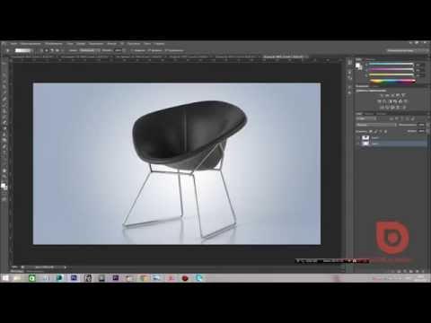 3Ds Max + Corona Render. Рендер на прозрачном фоне (CoronaShadowCatcherMtl)