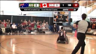 DB Schenker Canada - Cody Caldwell and the Parapan Am Games