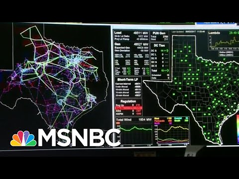 Understanding How Texas' Energy Grid Broke Down During Winter Storm | Craig Melvin | MSNBC