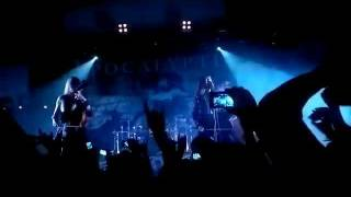 Master Of Puppets - Apocalyptica - 7th Symphony World Tour 2012 - Costa Rica