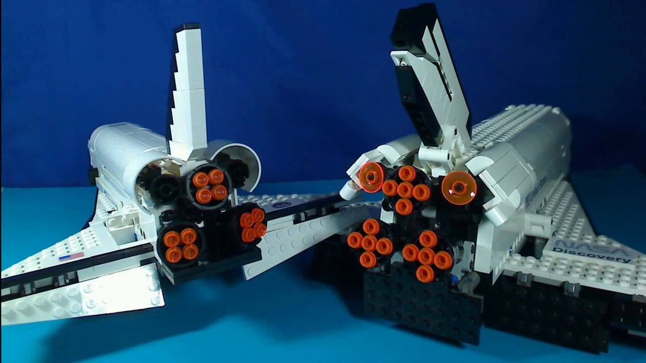 lego space shuttle 10213 review - photo #34