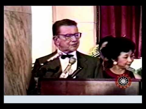 蔣夫人宋美齡第二次到美國會演講全程實況紀錄