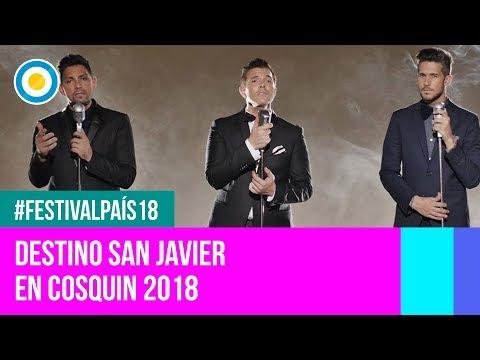 Festival País '18 -  Destino San Javier en el Festival Nacional de Folklore de #Cosquín2018