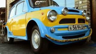 Mr. Yaris.  Обзор на ретро-автомобиль.  Заднемоторная машина ЗАЗ 965.  #Часть1.