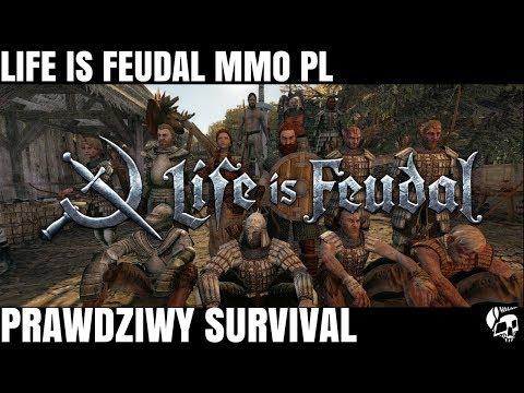 Life is Feudal MMO - Najbardziej Wymagający i Realistyczny Survival - Pierwszy dzień