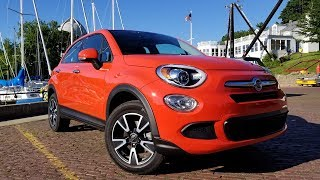 2017 Fiat 500X Pop: A Confusing Vehicle For Confusing Times