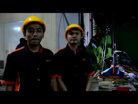 Bore Hole Camera dan AirCompressor Indonesia Drilling