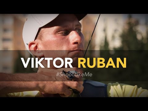 #ShootLikeMe: Beijing 2008 Olympic Champion Viktor Ruban | Archery Fan Reporter
