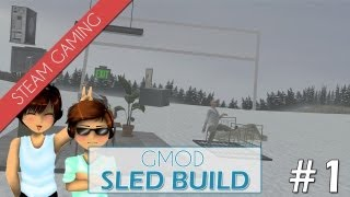 Steamgaming - Garry's Mod Sled Build #1 Dansk