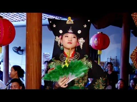 Hầu Giá Chầu Chầu Bé - Tại Đền Mẫu Hòa Bình Thanh Đồng Thanh Huyền