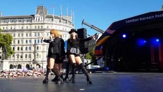 f(x) - Red Light (9 August 2015) @ London Korean Festival [FANCAM 1080p60fps]