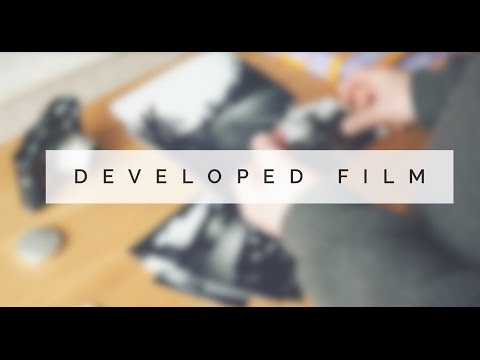 Leica M4-P First films developed