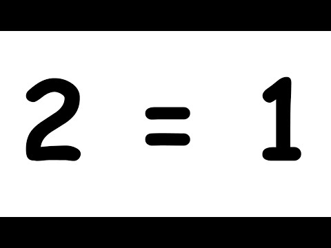 """Prove"" 2 = 1 Using Calculus"