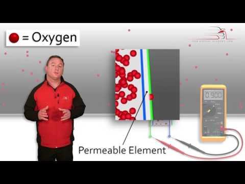 Our Virtual Academy - New Module - Zirconium Dioxide Oxygen Sensor