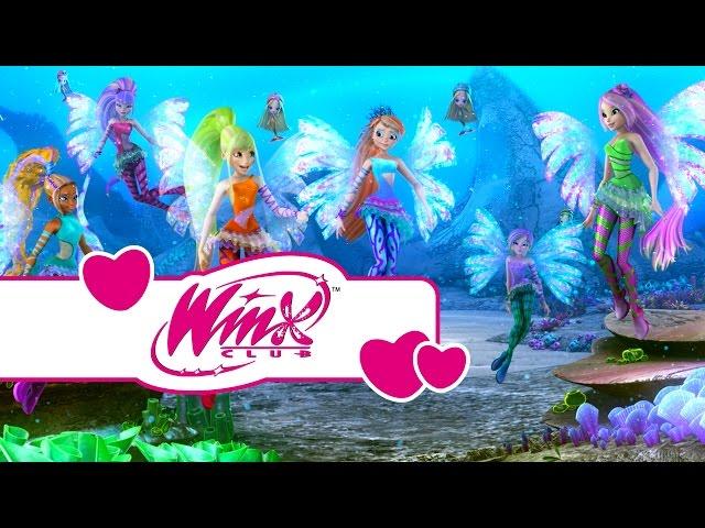 Winx Club - Sezonul 5 Episoade 13 - Sirenix [EPISOADE COMPLETE]