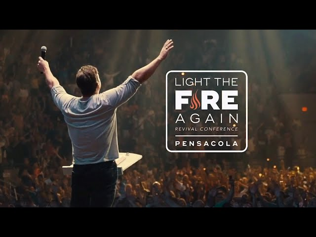 Light the Fire Again - Pensacola 2019