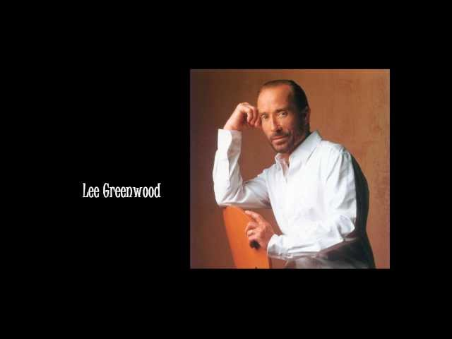 Lee Greenwood - Ring On Her Finger, Time On Her Hands (Lyrics)