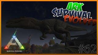 ARK Survival Evolved Türkçe / Giganotosaurus Taming ve kılıç kalkan #62